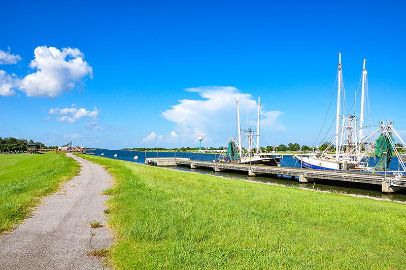 Boardwalk, Port Arthur, Texas