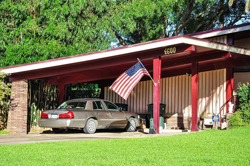 Old Glory, Texas