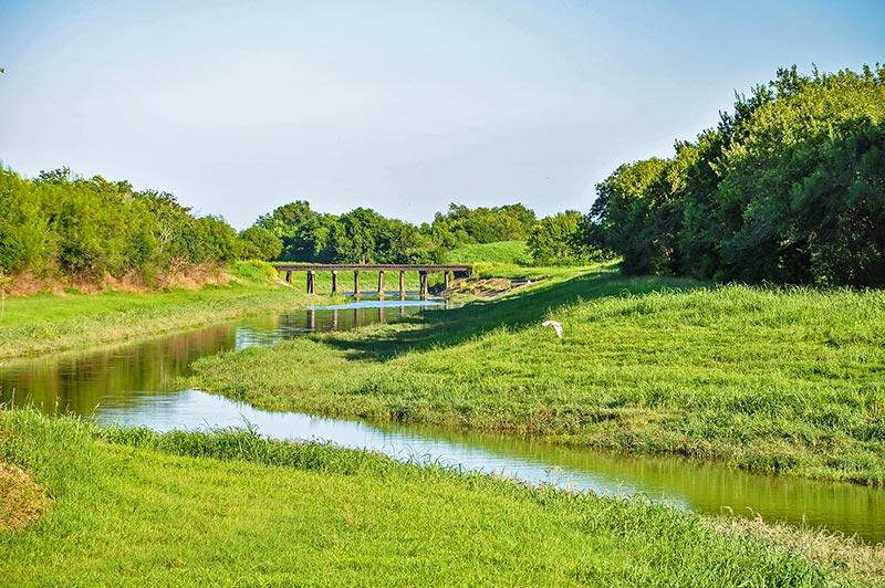 Flatland, Port Arthur, Texas