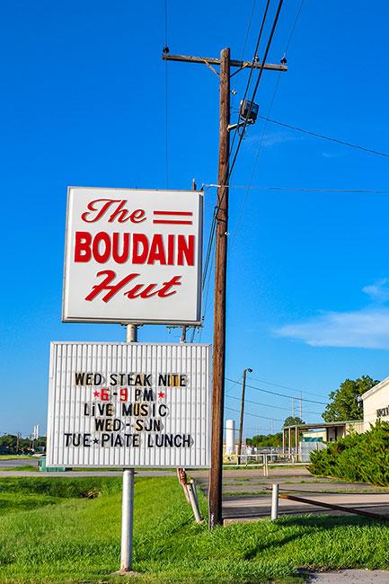The Boudain Hut, Port Arthur, Tx