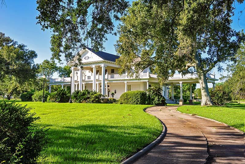 Woodworth House aka Rose Hill, Port Arthur, Texas