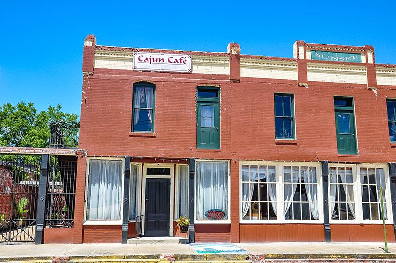 Cajun Café, Lake Charles, Louisiana