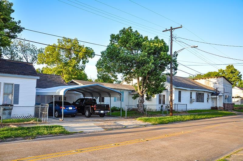 Church Street, Lake Charles, Louisiana (site of former Goldband Records)