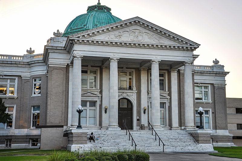 Calcasieu Parish Courthouse, Lake Charles, Louisiana