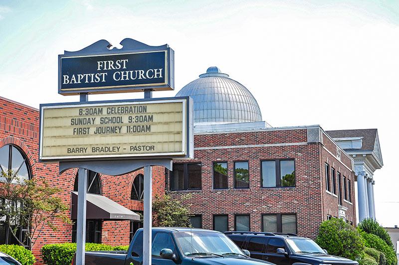 First Baptist Church, Orange, Texas