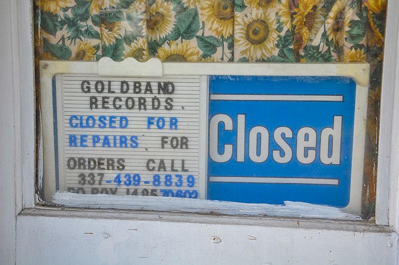 Goldband Records, Louisiana