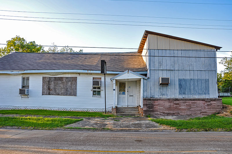 Former Goldband Records, Lake Charles, Louisiana