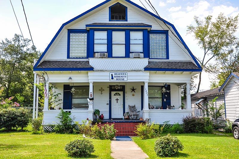 Heaven's Serenity House, Orange, Texas
