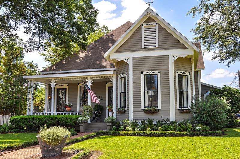 Orange Historic District, Orange, Texas