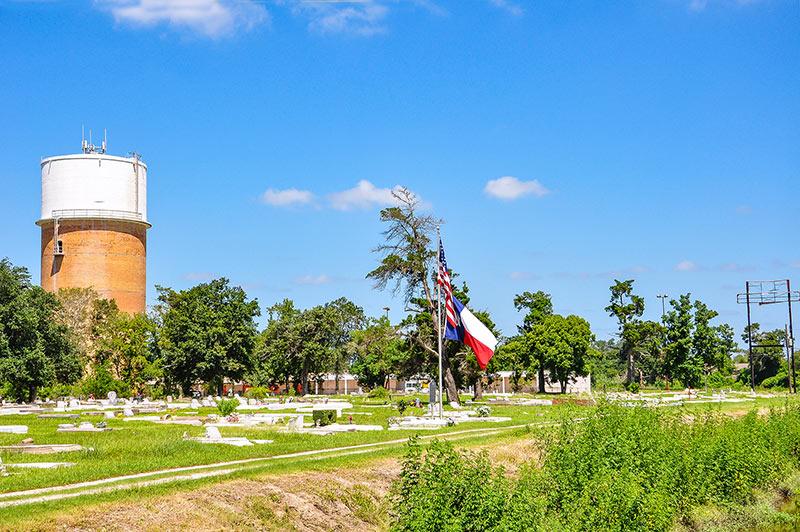 Hollywood Community Cemetery, Orange, Texas