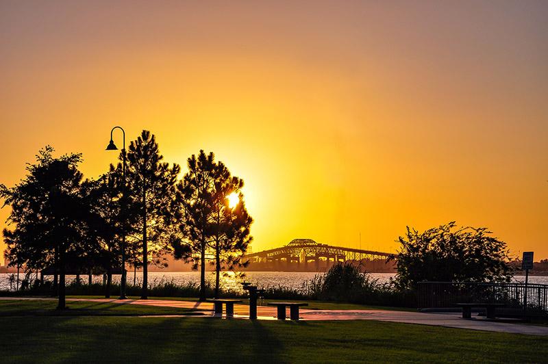 I-10 Bridge, Lake Charles, Louisiana