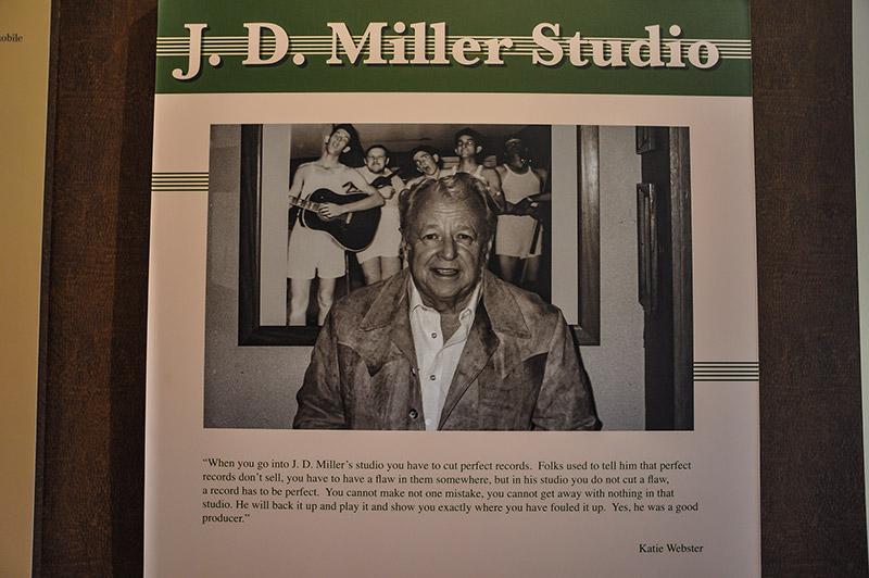 J.D. Miller Studio, Crowley, Louisiana