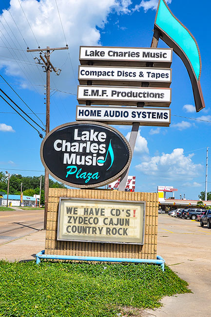 Lake Charles Music, Lake Charles, Louisiana