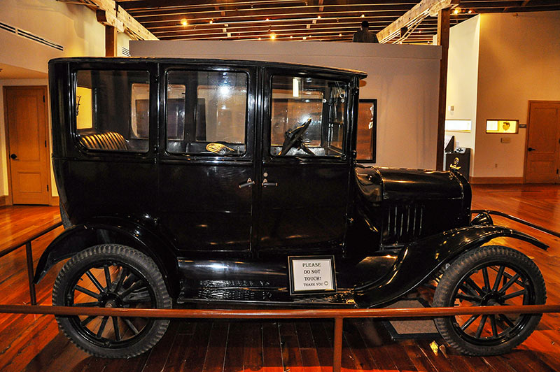 Ford Automotive Museum, Crowley, Louisiana