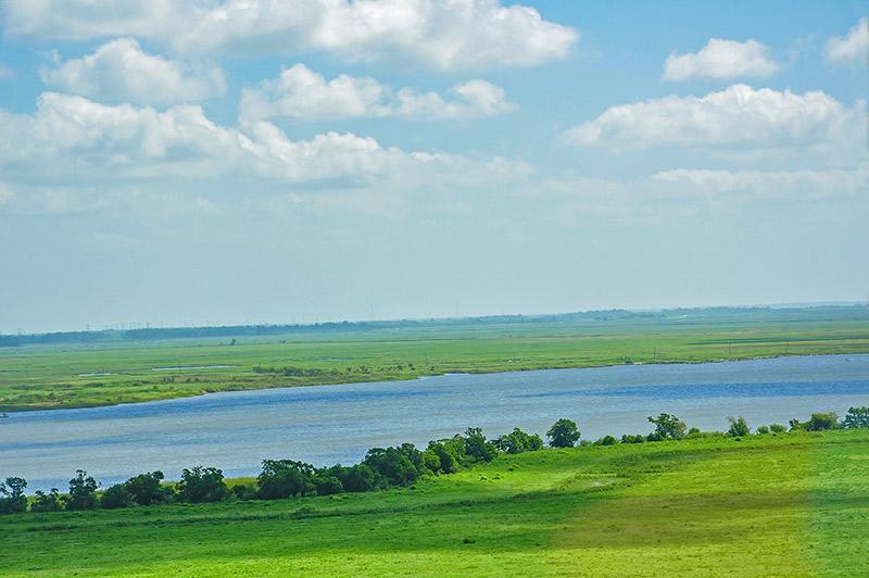 Neches River, Texas
