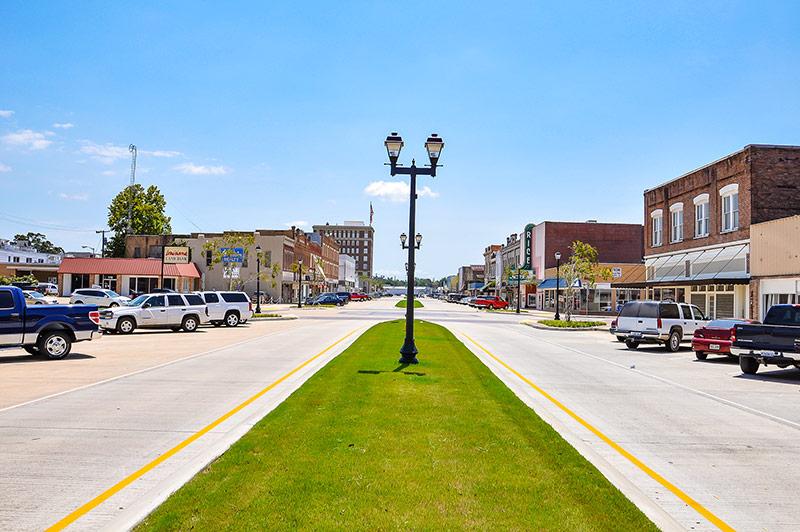North Parkerson Ave, Crowley, Louisiana