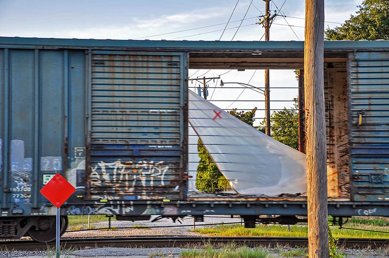 Railroad Ave, Lake Charles, Louisiana