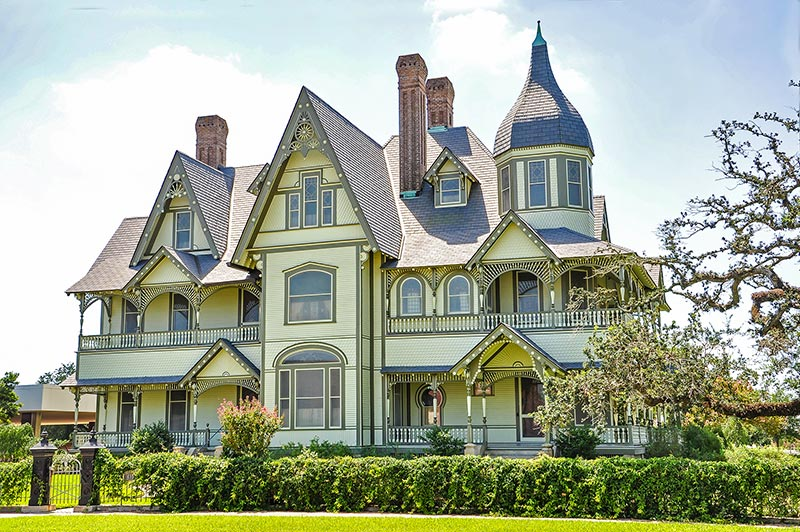 W.H. Stark House, Orange Historic District, Texas
