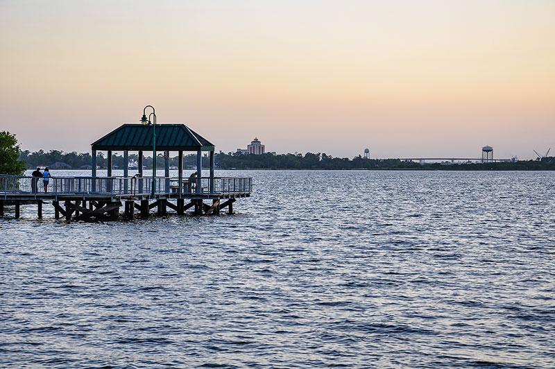 Lakeshore, Lake Charles, Louisiana