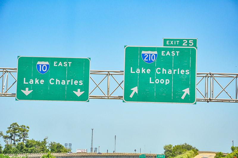 Lake Charles Loop, Louisiana