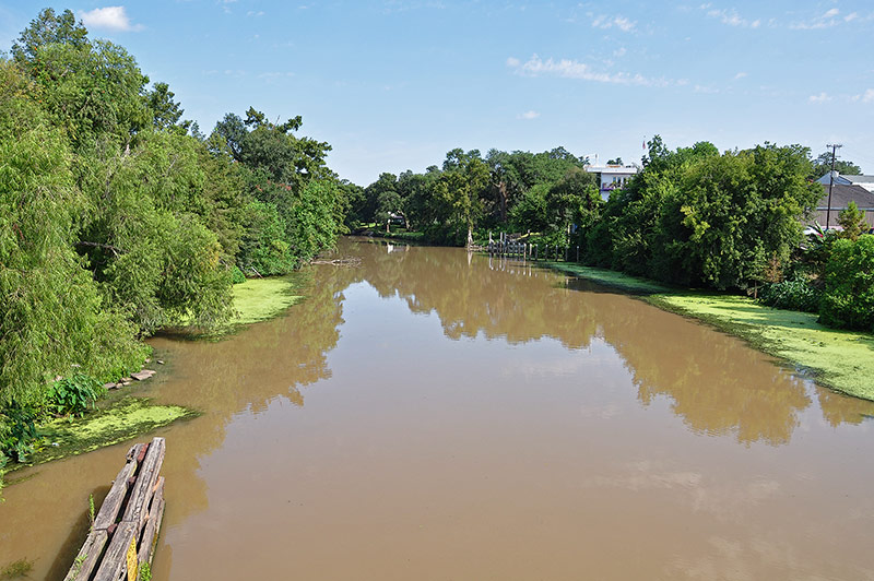 Bayou Teche, New Iberia, Louisiana