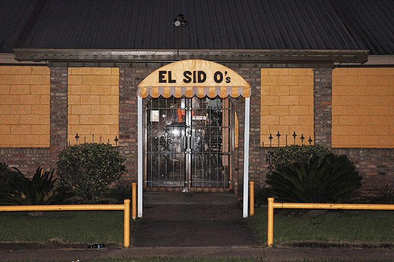 El Sid O's, Lafayette, Louisiana