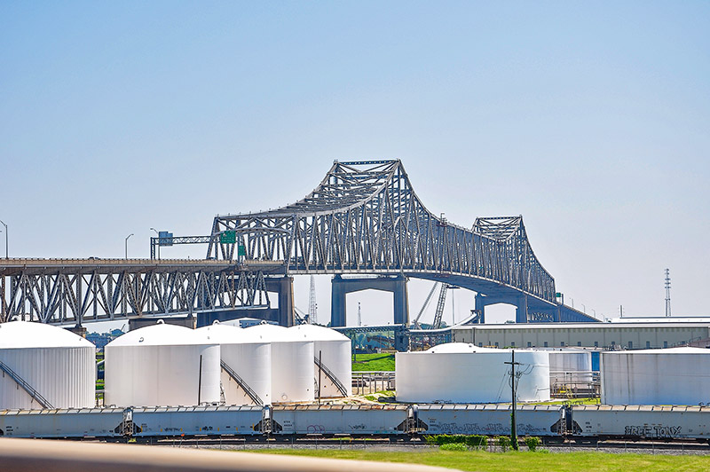 Horace Wilkinson Bridge, Baton Rouge
