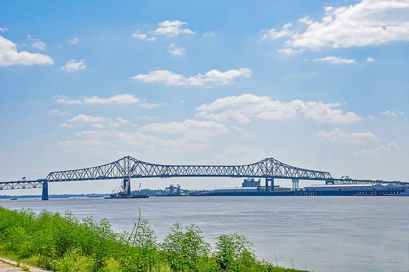 Mississippi, Baton Rouge
