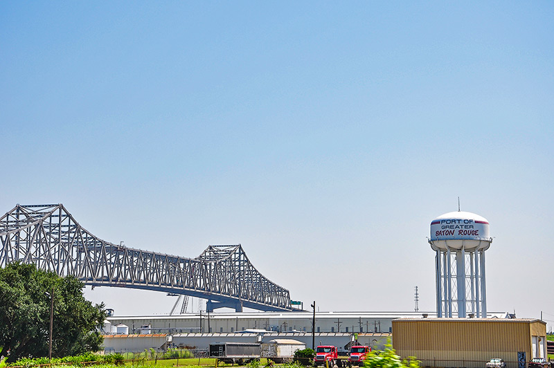 I-10 Mississippi River Bridge