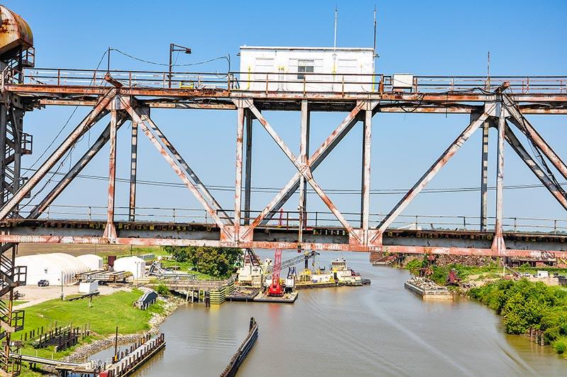 Port Allen Lock