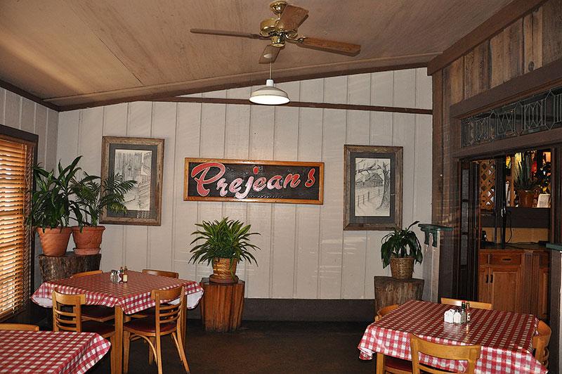 Prejean's, Lafayette, Louisiana