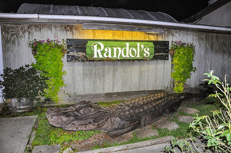 Randol's, Lafayette, Louisiana
