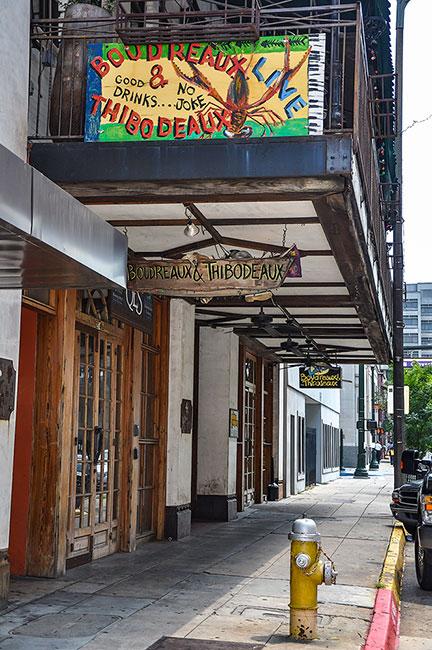 Boudreaux & Thibodeaux, Baton Rouge, Louisiana