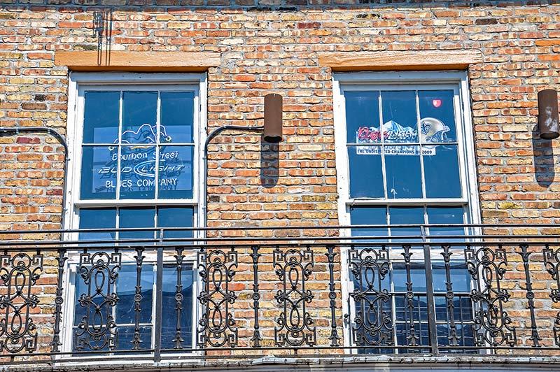 Bourbon Street Blues Company, French Quarter, N.O., Louisiana
