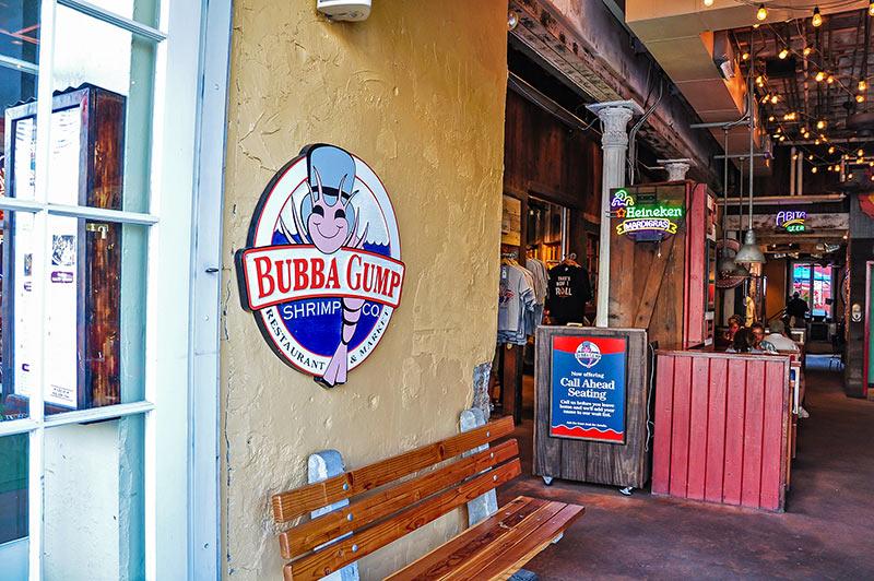 Bubba Gump Shrimp Co., New Orleans
