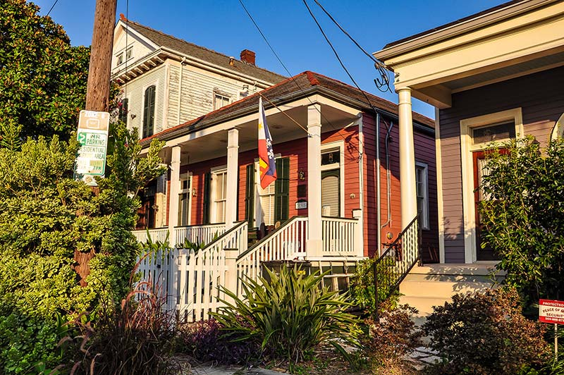 House of the Rising Sun Bed & Breakfast, Algiers, N.O., Louisiana