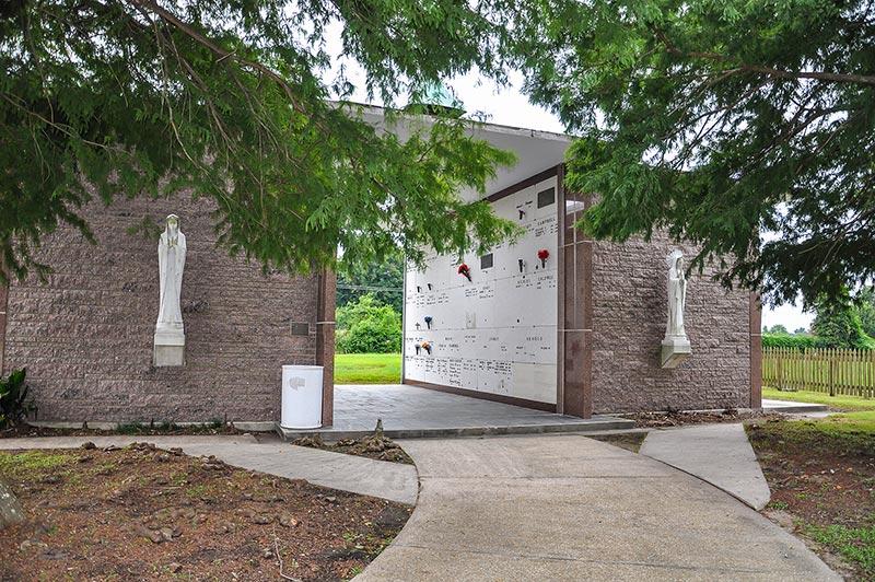 James Booker, graveyard, Providence Memorial Park, New Orleans