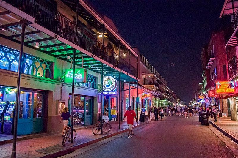 Vieux Carré, New Orleans