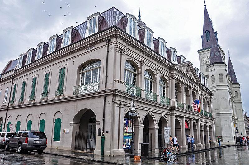 Cabildo, New Orleans