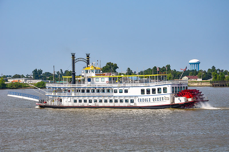 Creole Queen, New Orleans