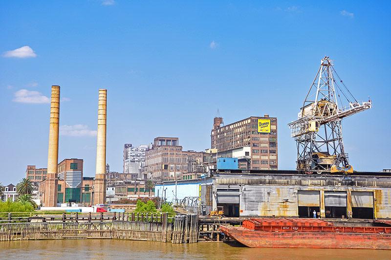 Domino Sugar Corporation, N.O., Louisiana