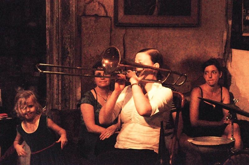 The Preservation Hall Jazz Masters feat. Leroy Jones, N.O., Louisiana