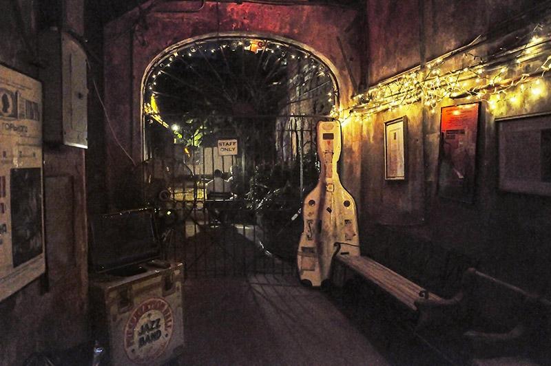 Preservation Hall, N.O., Louisiana