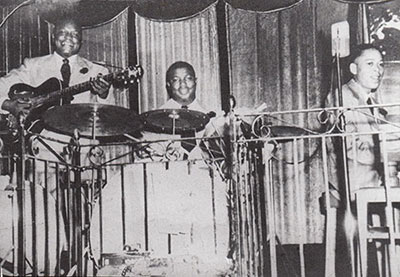 Smiley Lewis Trio at El Morocco Lounge, 1947