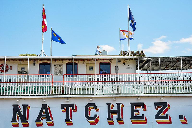 Calliope on Steamboat Natchez, N.O., Louisiana