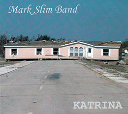 Copertina del CD di Mark Slim Band, Katrina