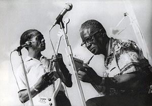 Arthur Kelley e Silas Hogan