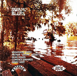 Cover of Swamp Blues, Ace Records CD (Excello Records artists)