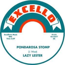 Pondarosa Stomp, Lazy Lester