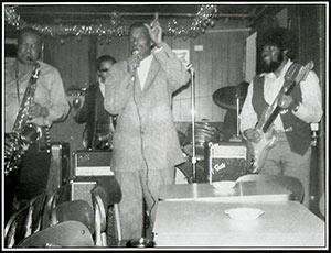 A.C. Reed, Lightnin' Slim, Phil Guy in Chicago